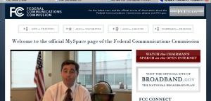 FCC MySpace Page